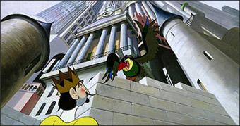 Король и птица