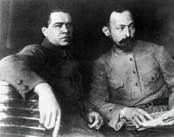 Петерс и Дзержинский