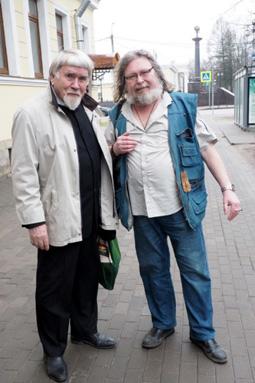 Курбатов и Куллэ