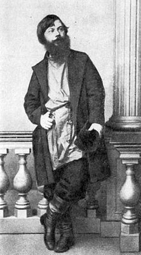 Павел Якушкин