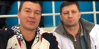 Дегтярев и Фургал