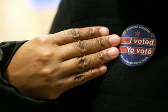 США выборы