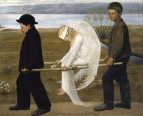 Раненый ангел